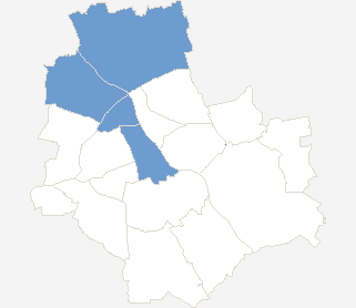 Sejm constituency no. 19, Senate constituency no.